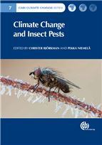 Climate Change and Insect Pests, C. Björkman, P. Niemelä. (2015)
