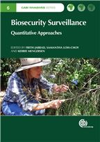 Biosecurity Surveillance Quantitative Approaches. Edited by Jarrad F, Choy S and Mengersen K. Biology and Breeding of Food Legumes.(2011) Edited By Pratap A, Kumar J