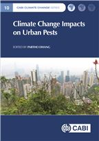 Climate change impacts on Urban Pests, 2016, Edited by P. Dhang
