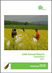 Swiss annual report for 2011