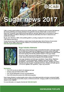 Sugar News 2017 front cover