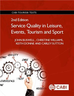 Service Quality in Leisure, 2016, J. Buswell