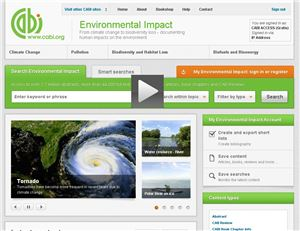Environmental Impact training video