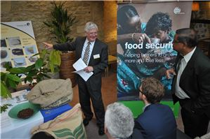 Chris Knight, Head of Agriculture, Campden BRI, CABI Review Conference 2013 – Oxford Thames Four Pillars Hotel, nr Oxford.  25-26 June 2013