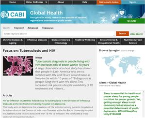 Global Health Screenshot