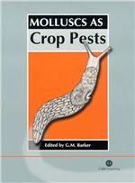 Book cover for Molluscs as crop pests.