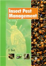 Book cover for Insect pest management.