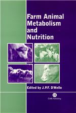 Book cover for Farm animal metabolism and nutrition.