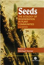 Book cover for Seeds: the ecology of regeneration in plant communities.