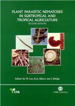 Book cover for Plant parasitic nematodes in subtropical and tropical agriculture.