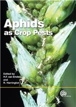Book cover for Aphids as crop pests.