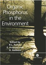 Book cover for Organic phosphorus in the environment.