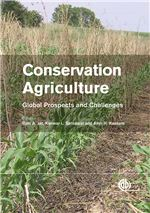 Book cover for Conservation agriculture: global prospects and challenges.