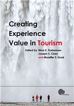 Book cover for Creating experience value in tourism.