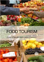 Book cover for Food tourism: a practical marketing guide.