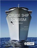 Book cover for Cruise ship tourism.