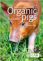 Book cover for Nutrition and feeding of organic pigs.