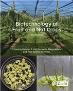 Book cover for Biotechnology of fruit and nut crops.