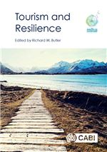 Book cover for Tourism and resilience.