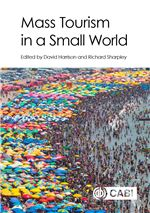 Book cover for Mass tourism in a small world.