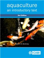 Book cover for Aquaculture: an introductory text.
