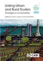 Book cover for Linking urban and rural tourism: strategies in sustainability.