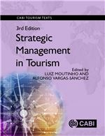 Book cover for Strategic management in tourism.