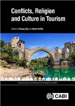 Book cover for Conflicts, religion and culture in tourism.