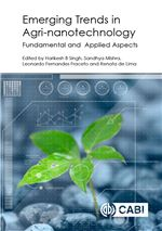 Book cover for Emerging trends in agri-nanotechnology: fundamental and applied aspects.