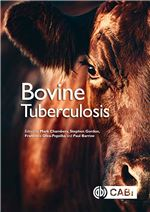 Book cover for Bovine tuberculosis.