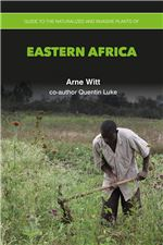 Book cover for Guide to the naturalized and invasive plants of Eastern Africa.