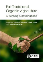 Book cover for Fair Trade and organic agriculture: a winning combination?