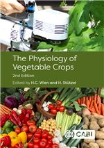 Book cover for The physiology of vegetable crops.