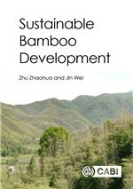 Book cover for Sustainable bamboo development.