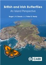 Book cover for British and Irish butterflies: an island perspective.