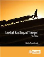 Book cover for Livestock handling and transport.