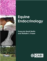 Book cover for Equine endocrinology.