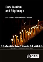 Book cover for Dark tourism and pilgrimage.