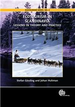 Book cover for Ecotourism in Scandinavia: lessons in theory and practice.