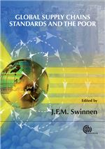 Book cover for Global supply chains, standards and the poor: how the globalization of food systems and standards affects rural development and poverty.
