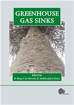 Book cover for Greenhouse gas sinks.