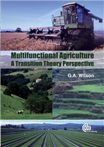 Book cover for Multifunctional agriculture: a transition theory perspective.