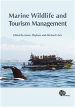 Book cover for Marine wildlife and tourism management: insights from the natural and social sciences.