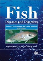 Book cover for Fish diseases and disorders. Volume 3: viral, bacterial and fungal infections.