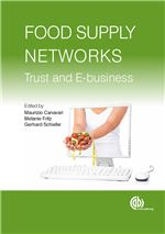 Book cover for Food supply networks: trust and e-business.