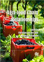Book cover for Agri-food chain relationships.