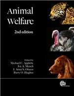 Book cover for Animal welfare.