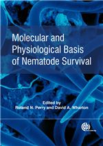 Book cover for Molecular and physiological basis of nematode survival.