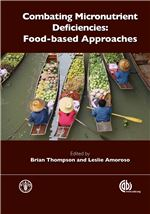 Book cover for Combating micronutrient deficiencies: food-based approaches.