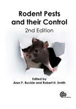 Book cover for Rodent pests and their control.